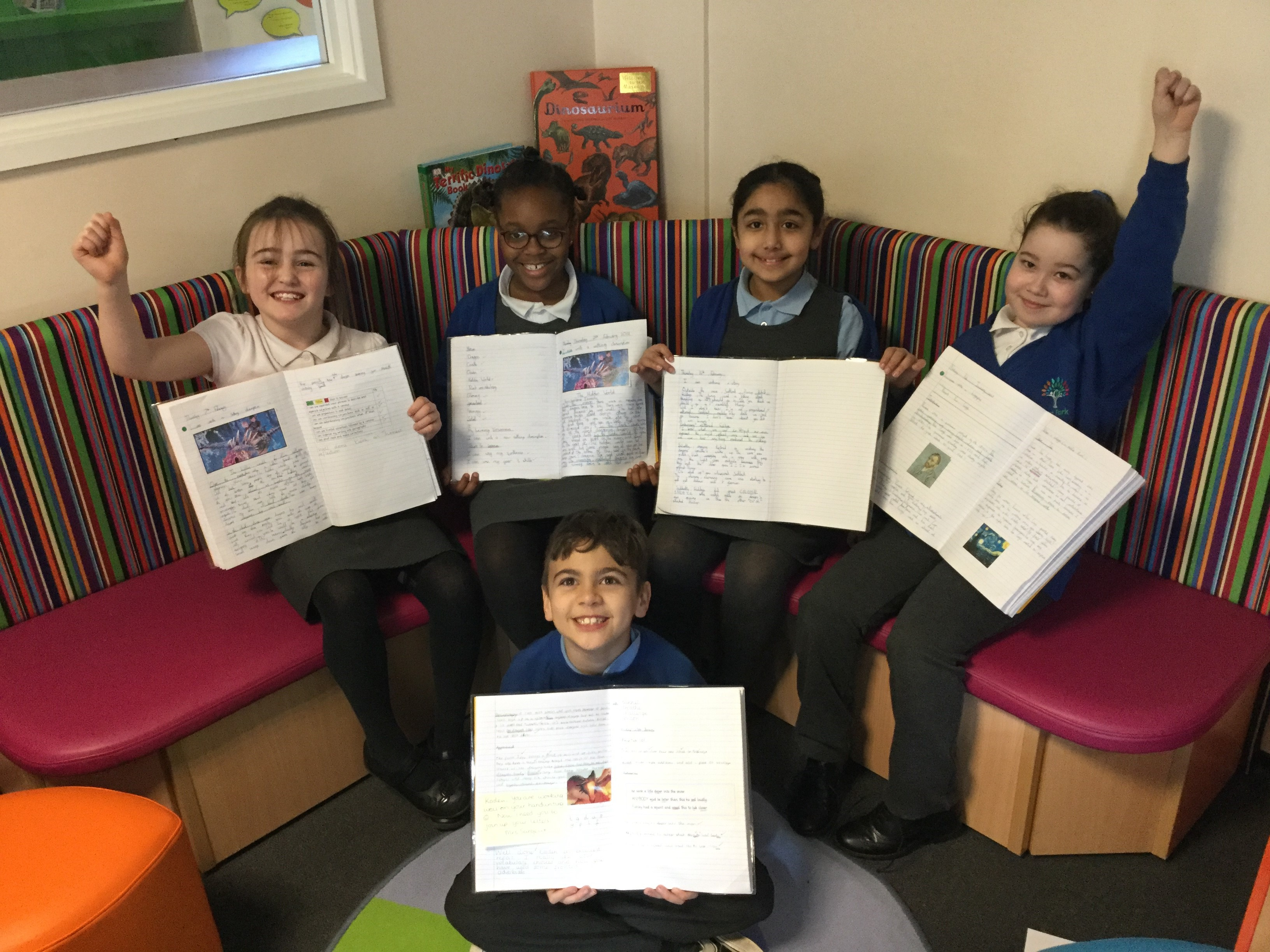 DfE Writing Project Year 2 & 3